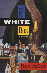 White Bus Cover