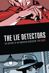 The Lie Detectors Paperback Cover