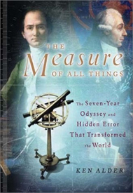 Measure of All Things Book Cover